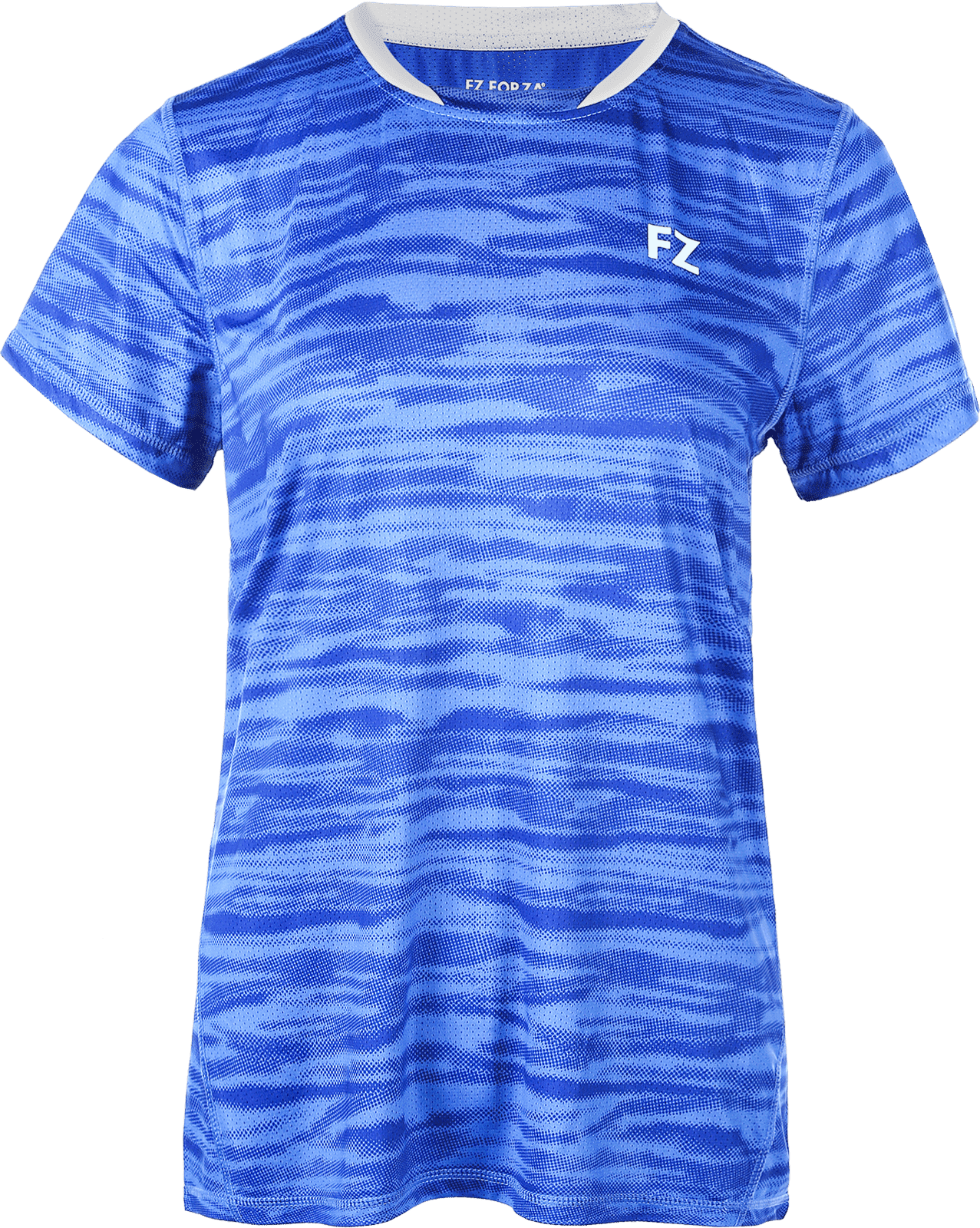 Forza Malay W S/S Tee, 2081 Blue Aster