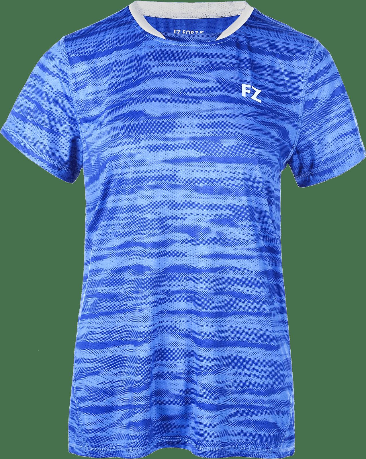 Forza Malay W S/S Tee, 2081 Blue Aster