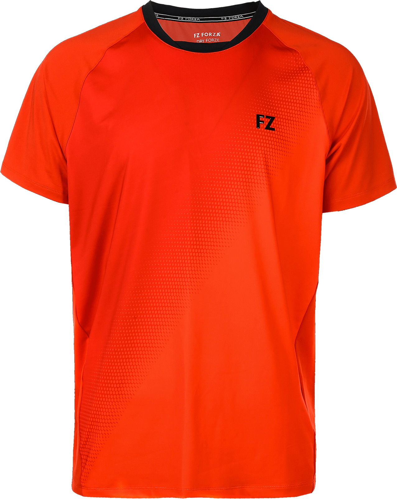 Forza Matti Jr. S/S Tee, 4009 Chinese Red