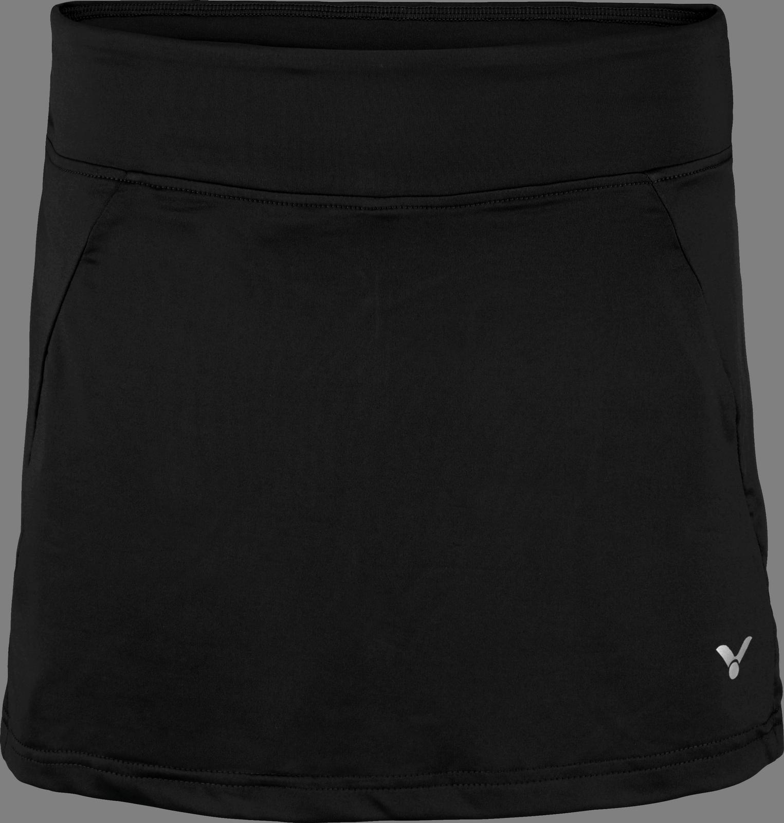 VICTOR Skirt 4188 schwarz