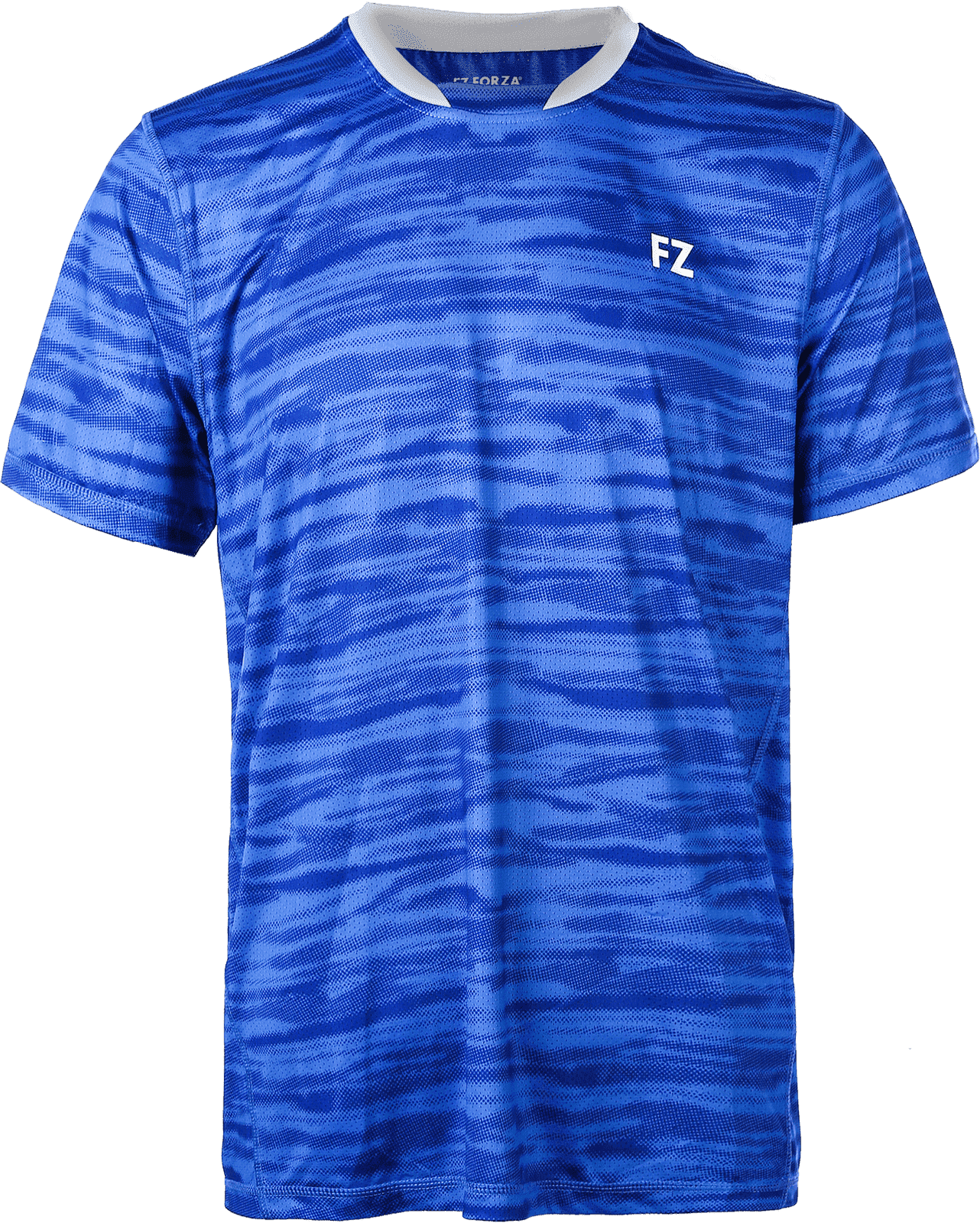 Forza Malone M S/S Tee, 2081 Blue Aster