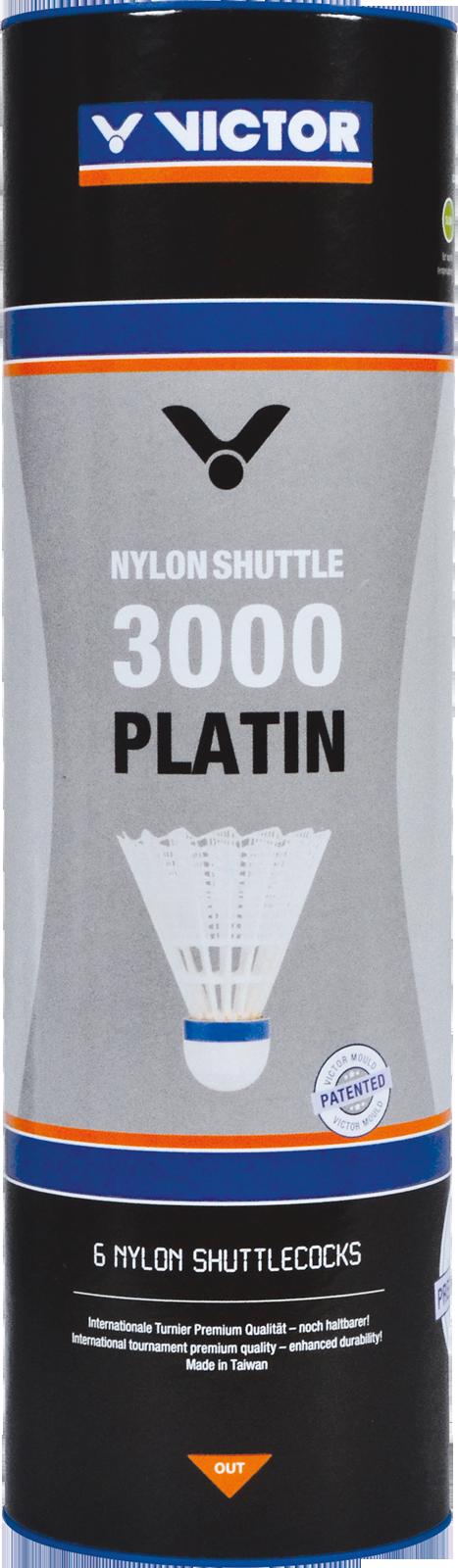 VICTOR Nylonshuttle 3000 medium/yellow