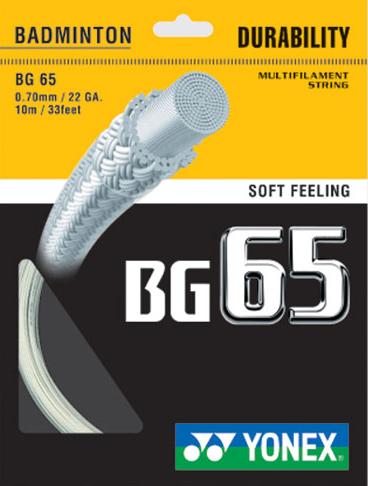 YONEX BG 65