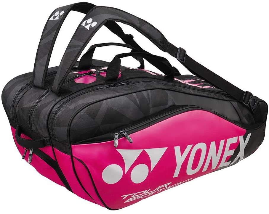 YONEX Bag 9829EX Black/Pink - 3 Fächer
