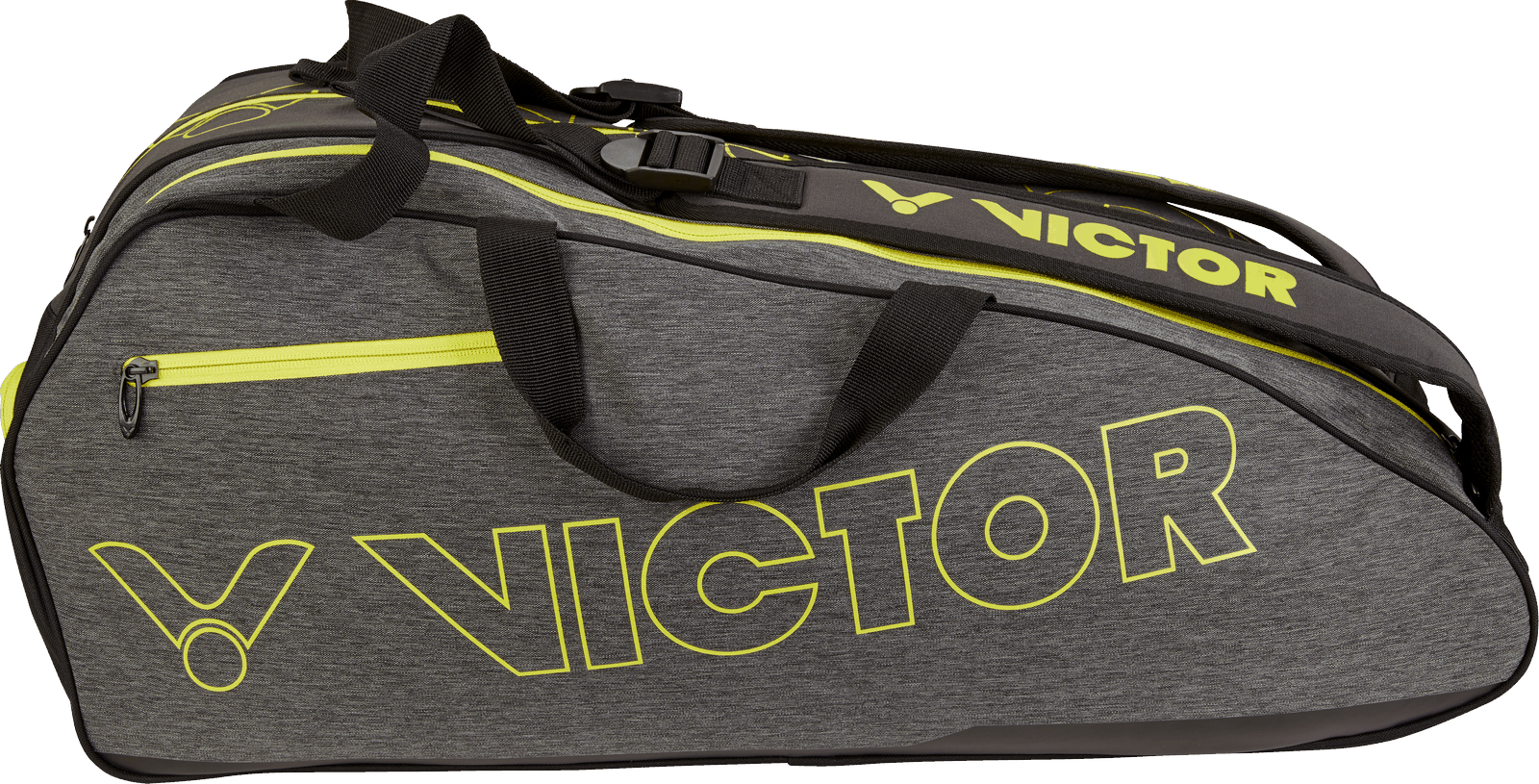 VICTOR Doublethermobag 9110 grey/yellow