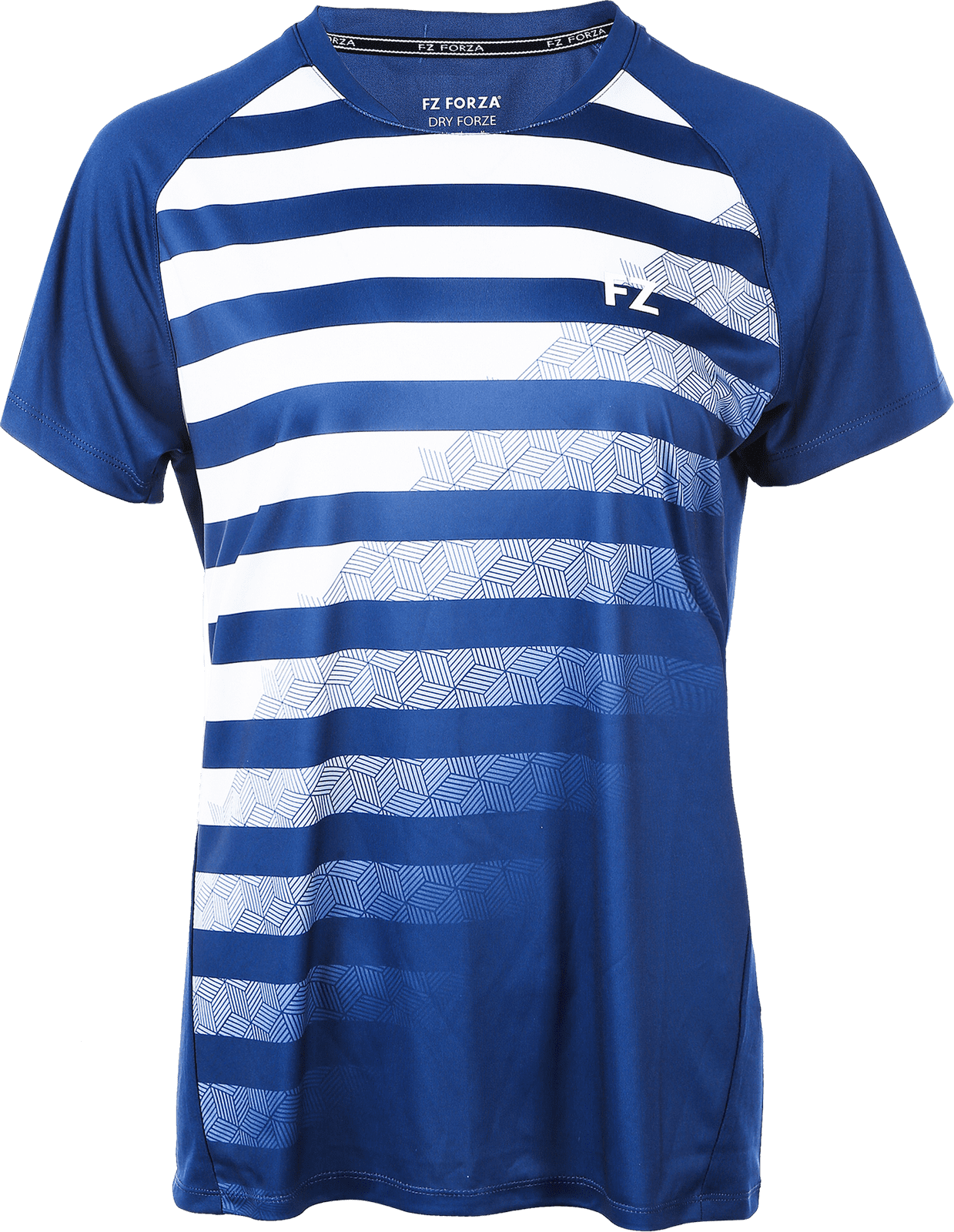 Forza Madison W S/S Tee, 2037 Estate Blue