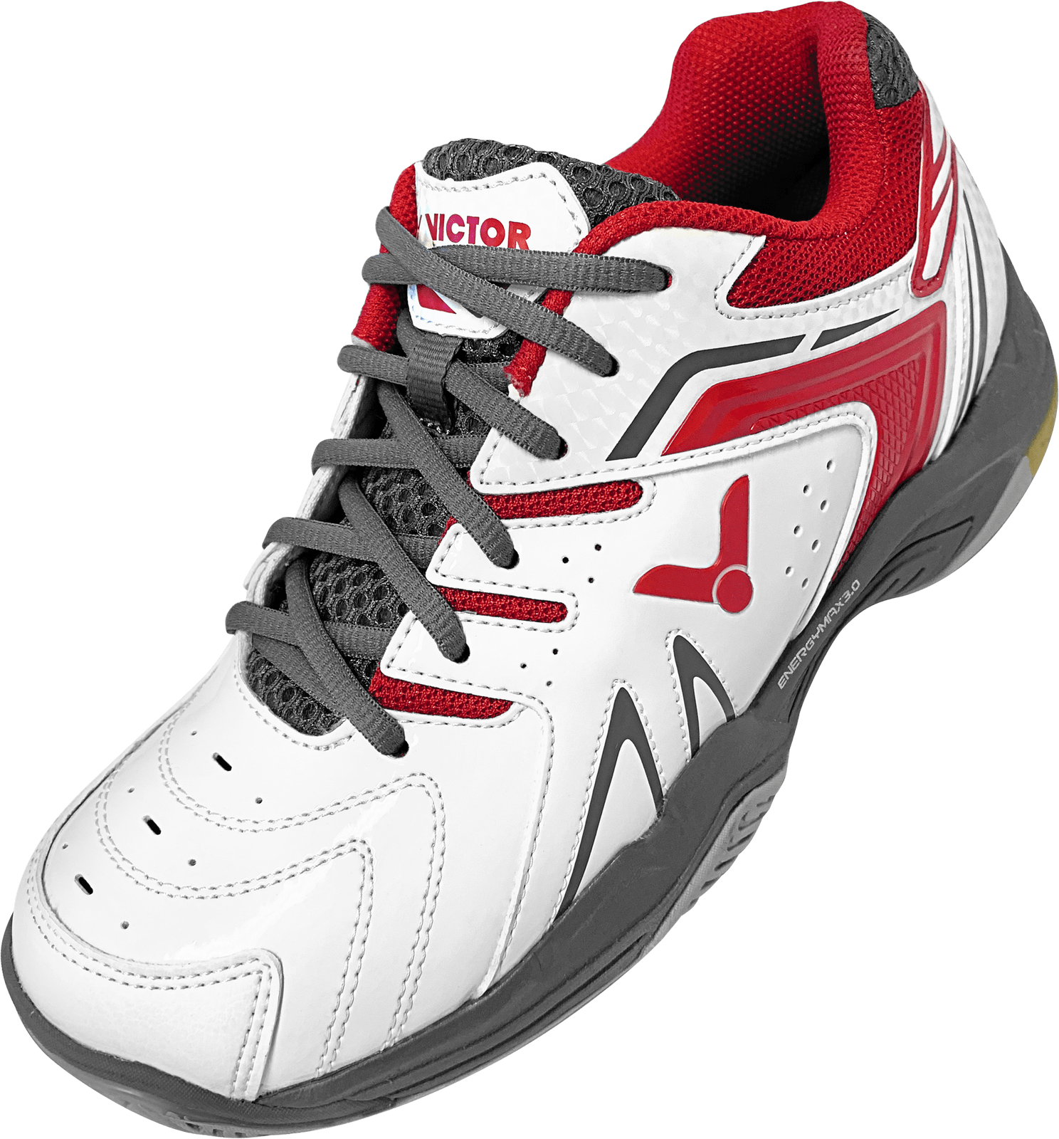 VICTOR A610 II white/red size 39,5