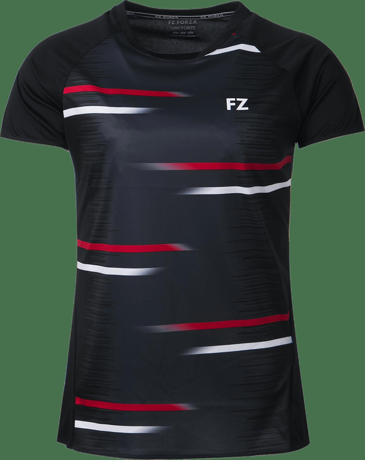 Forza Mobile W S/S Tee, 96 Black