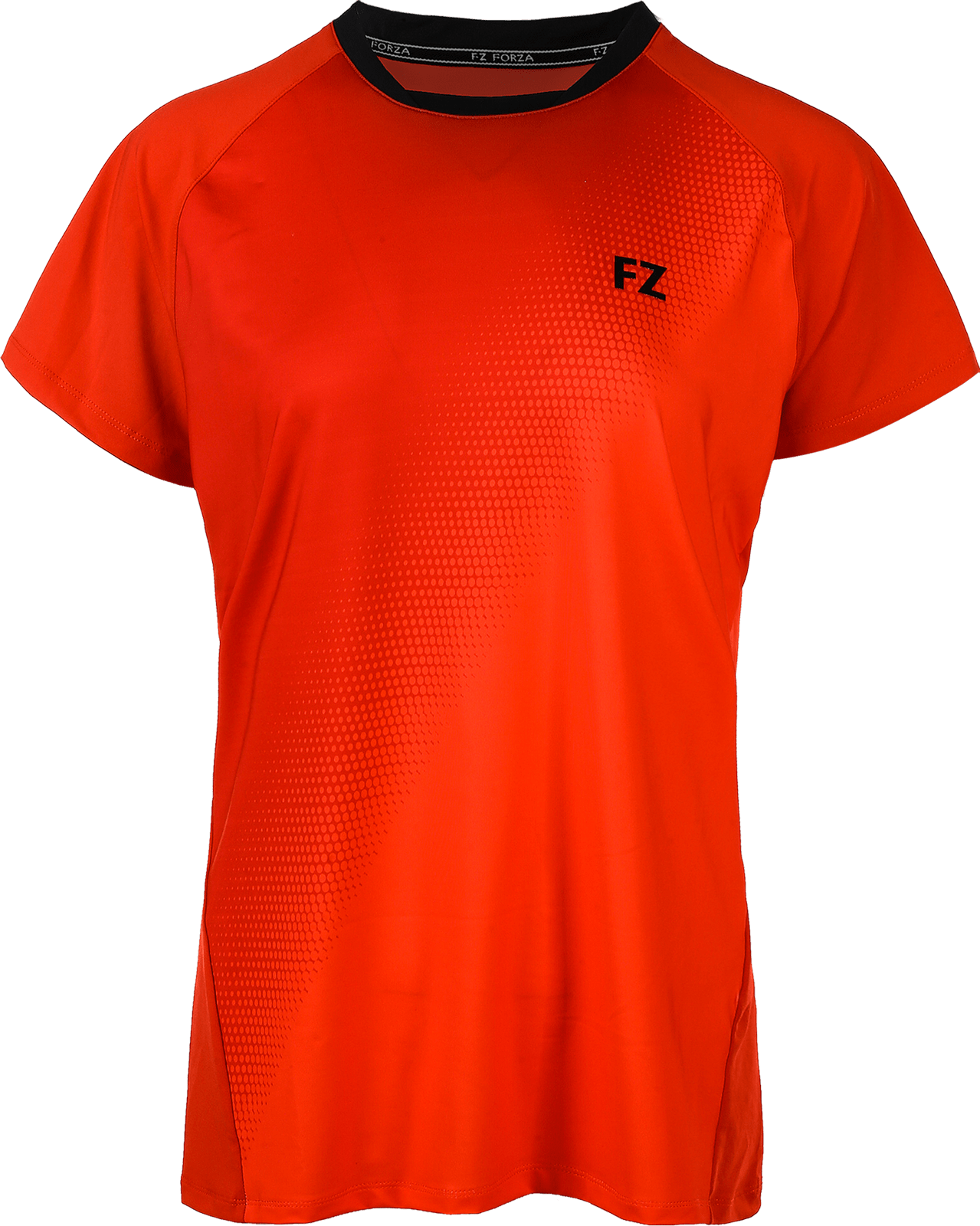 Forza Manna W S/S Tee, 4009 Chinese Red