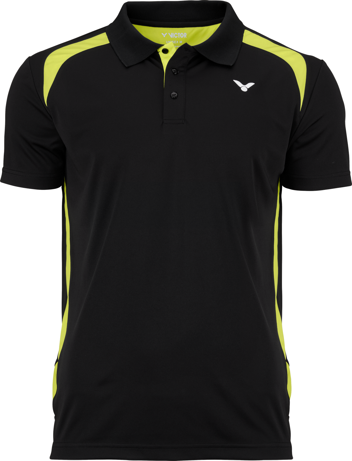 VICTOR Polo Function Unisex black 6959